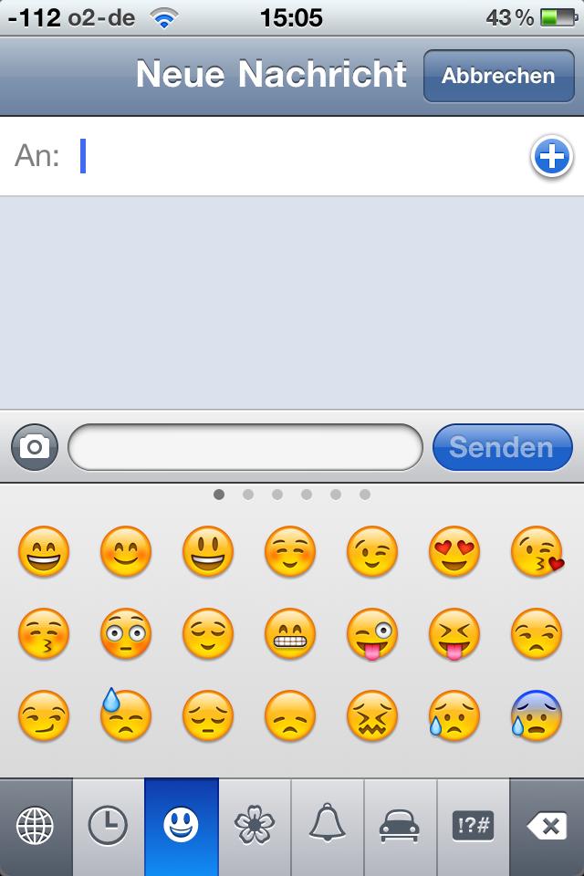 Whatsapp Smileys Lustige Kombinationen